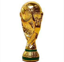 Cool resin 25cm tall world cup trophy to real wm pokal replica 2014 brzil world cup e1430653624271 600x582